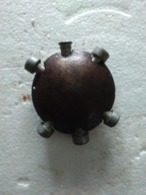 Grenade Tortue Allemande - Modèle 15 - INERTE. - Armes Neutralisées