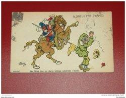 """MILITARIA -  HUMOUR - Illustrateur Berthe - """" Glorieux Fait D'armes """" - Humoristiques"""