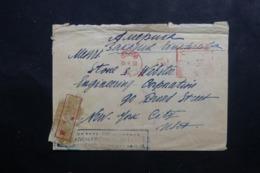 U.R.S.S. - Enveloppe En Recommandé De Moscou Pour Les U.S.A. En 1933, Affranchissement Mécanique - L 46115 - 1923-1991 USSR