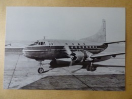 AIRLINE ISSUE / CARTE COMPAGNIE JAL / JAPAN AIRLINES  MARTIN 202 - 1946-....: Era Moderna