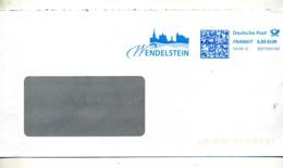 Lettre Flamme Frankit Ville Weldelstein - [7] République Fédérale