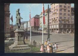 Bergen. *Main Street Torvalmenningen...* Nueva. - Noruega