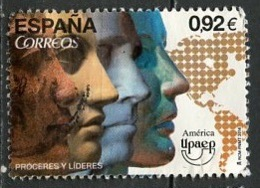 Espagne - Spain - Spanien 2014 Y&T N°4622 - Michel N°4917 (o) - 0,92€  América UPAEP - 1931-Aujourd'hui: II. République - ....Juan Carlos I