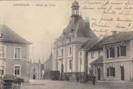 CORBELIN  HOTEL DE VILLE - Corbelin