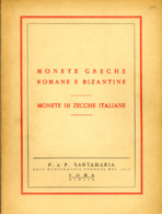 [DO] Ditta Santamaria - CLASSICHE E ITALIANE 1959 (Catalogo / Catalogue) - Books & Software