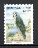 Europa CEPT 2019 Monaco Birds 1 Stamp MNH - 2019