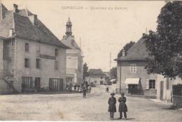 CORBELIN  QUARTIER DU CENTRE - Corbelin