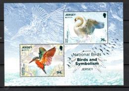 Europa CEPT 2019 Jersey Birds M/S MNH - 2019