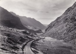 AT03 Llanberis Pass - RPPC - Caernarvonshire