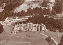 AT03 The Lady Forester Convalescent Home, Llandudno - RPPC - Caernarvonshire