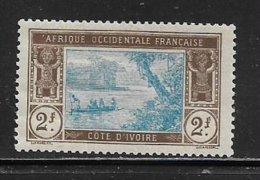 COTE D'IVOIRE ( CDIV - 12 )  1913 N° YVERT ET TELLIER  N° 56 N** - Unused Stamps