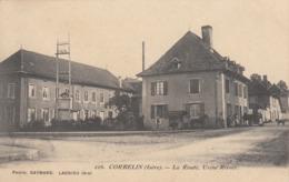 CORBELIN LA ROUTE USINE RIVIER - Corbelin