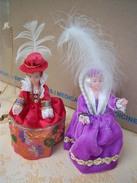 POUPEE PHILIPPE HISTORIQUE Lot De 2 DIANE DE POITIERS MARIE DE MEDICIS - Dolls