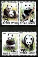 Korea 2005 Corea / Panda Bear Mammals MNH Mamiferos Oso Panda Säugetiere / Cu12732  36-20 - Osos