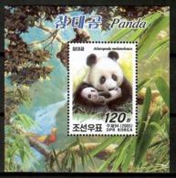 Korea 2005 Corea / Panda Bear Mammals MNH Mamiferos Oso Panda Säugetiere / Cu12721  36-41 - Osos