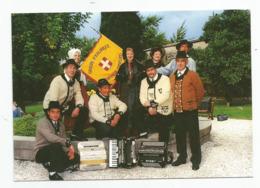 73 Savoie -  Conflans Albertville Groupe Folklorique Maison Perrier De La Bathie Accordéon - Albertville