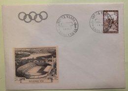 9083 - Vanah Vaasa Gamla Vasa 3.08.1952 HJelsinki 1952 - Sommer 1952: Helsinki