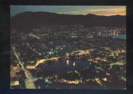 Bergen. *View Of The Town With Lake...* Nueva. - Noruega
