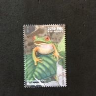 MADAGASCAR. FROG. MNH. 5R1206A - Ranas