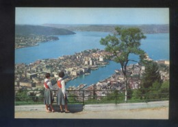 Bergen. *The Town Seen From The Mountain Floyen* Nueva. - Noruega