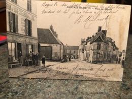 Guignes Place Du Marché - Autres Communes