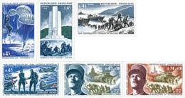 Ref. 122159 * NEW *  - FRANCE . 1969. 25th LIBERATION ANNIVERSARY . 25 ANIVERSARIO DE LA LIBERACION - Francia