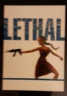 Rare Lara Croft Tomb Reider Carte Postale - Advertising