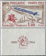 Ref. 368707 * NEW *  - FRANCE . 1964. INTERNATIONAL PHILATELIC EXHIBITION IN PARIS. EXPOSICION FILATELICA INTERNACIONAL - Francia