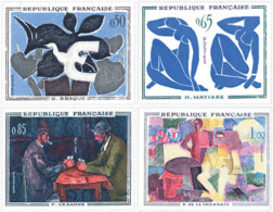 Ref. 88225 * NEW *  - FRANCE . 1961. PAINTINGS. PINTURAS - Francia