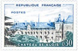 Ref. 121788 * NEW *  - FRANCE . 1960. CASTLES. CASTILLOS - Francia