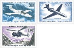 Ref. 121398 * NEW *  - FRANCE . 1957. AIRCRAFTS. AVIONES - France