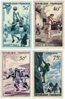 Ref. 70696 * NEW *  - FRANCE . 1956. SPORTS. DEPORTES - Nuevos