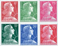 Ref. 121334 * NEW *  - FRANCE . 1955. MARIANNE BY MULLER. MARIANNE DE MULLER - Francia
