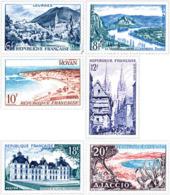 Ref. 121322 * NEW *  - FRANCE . 1954. LANDSCAPES. PAISAJES - Francia