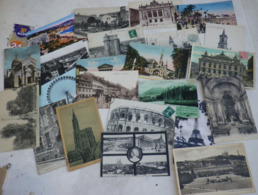 Lot De 750 Cartes Postales Environ - Postkaarten