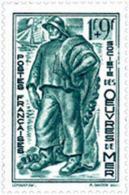 Ref. 120777 * NEW *  - FRANCE . 1941. WELFARE FUND FOR NAVAL CHARITIES. A BENEFICIO DE LAS OBRAS DEL MAR - Francia