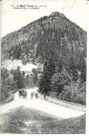 Le Mont Turet:Route De Gex à La Faucille - France