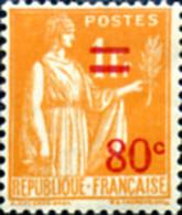Ref. 120418 * NEW *  - FRANCE . 1937. ALLEGORY. ALEGORIA - Nuevos