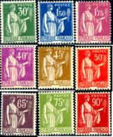 Ref. 120256 * NEW *  - FRANCE . 1932. ALLEGORY. ALEGORIA - Nuevos