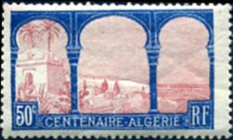 Ref. 120217 * NEW *  - FRANCE . 1930. CENTENARY OF THE FRENCH ALGERIA. CENTENARIO DE LA ARGELIA FRANCESA - Francia