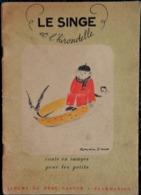 Le Singe Et L'Hirondelle - Albums Du Père Castor - ( 1951 ) . - Livres, BD, Revues