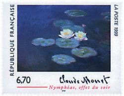 Ref. 98370 * NEW *  - FRANCE . 1999. CLAUDE MONET. CLAUDE MONET - Nuevos