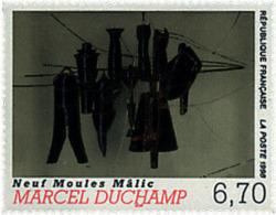 Ref. 53423 * NEW *  - FRANCE . 1998. PIECES OF ART. OBRA DE ARTE - Nuevos