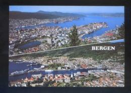 Bergen. Circulada Bergen A Barcelona En 1983. - Noruega