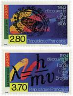 Ref. 62920 * NEW *  - FRANCE . 1994. EUROPA CEPT. GREAT DISCOVERIES. EUROPA CEPT. GRANDES DESCUBRIMIENTOS - Nuevos