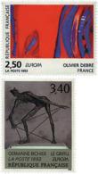 Ref. 62851 * NEW *  - FRANCE . 1993. EUROPA CEPT. CONTEMPORARY ART. EUROPA CEPT. ARTE CONTEMPORANEO - Nuevos