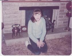 Little Girl Unused (real Photo, Postcard Size) - Szenen & Landschaften