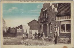 62  Graincourt-lez-havrincourt  Rue De Marcoing Maison Bustin - France