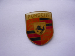 Pin S  LOGO AUTOMOBILE - Porsche