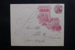 ALLEMAGNE - Entier Postal Illustré , De Stuttgart En 1906 - L 46139 - Ganzsachen